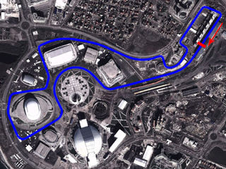 International Street Circuit